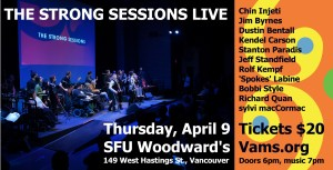 The Strong Sessions LIVE 1