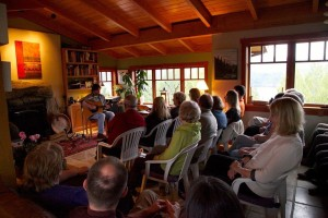 Geopia House concert